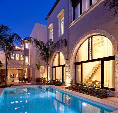 rimondi boutique hotels rethymno crete review accommodation reviews luxury travel diary