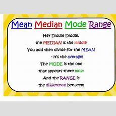 Riddle Median, Mode, Range Youtube