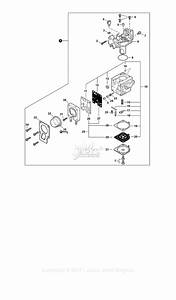 Echo Srm-225 S  N  S89312001001 - S89312999999 Parts Diagram For Carburetor