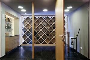 Cave À Vin Design : caves vin design pour ceux qui adorent le vin ~ Voncanada.com Idées de Décoration