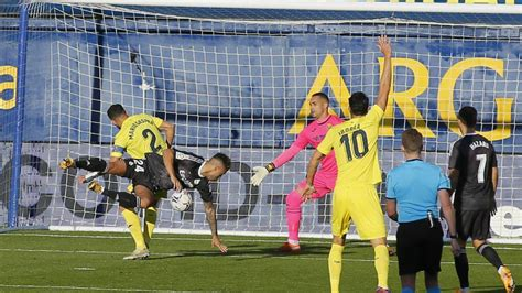 Villarreal 1-1 Real Madrid: Real Madrid stymied at ...