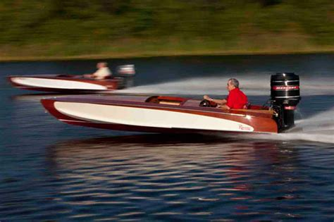 Outboard Runabout Boat Plans by Of Raveau Runabouts Boats