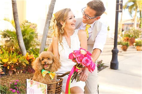 Fun Lilly Pulitzer Wedding Ideas