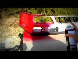Peinture Pour Pare Choc Plastique : peinture outillage bombe de peinture voiture moto camion scooter et bien plus encore youtube ~ New.letsfixerimages.club Revue des Voitures