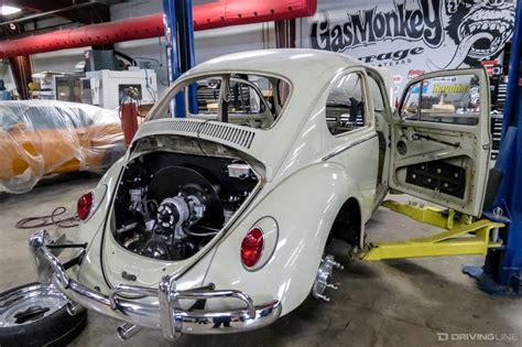 Hot Rod Bug Gas Monkey Garage's 1965 Volkswagen Beetle