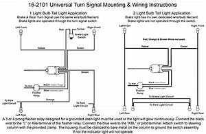 Column Mounted Universal Turn Signal Switch  Vw Parts