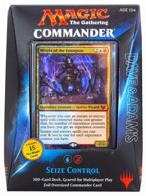 mtg commander decks 2015 magic the gathering budget commander decks