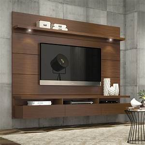 wall mounted tv cabinet wooden rs floral design best With meubles de salon roche bobois 2 20 modern contemporary black and white living rooms home