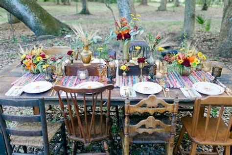 boho chic table ls beautiful bohemian table settings to feast upon go
