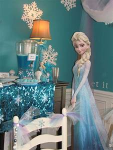 22 Best images about Frozen Party - Elsa Themed on ...