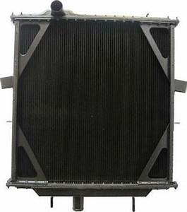 Peterbilt 387 Truck Radiator Cat C13 Or C15 Acert Engine 4