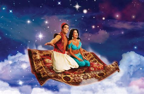 Magic Carpet Theatre by Aladdin At New Amsterdam Theater New York Ny Latest News