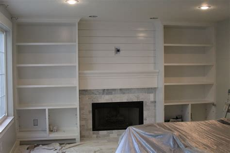built ins around fireplace diy built ins part 2 withheart