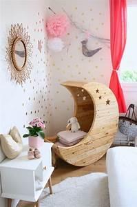 23 idees deco pour la chambre bebe With chambre bébé design avec tong avec fleur