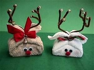ARTESANATO DE NATAL - Fazendo bonecos natalícios com ...
