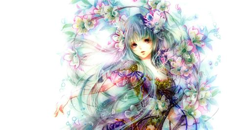 Anime Pretty Wallpaper - beautiful hd anime wallpaper wallpapersafari