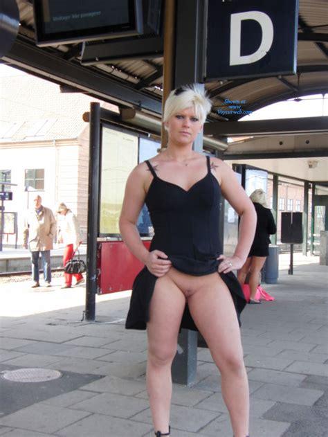Nude In Public In Denmark May 2011 Voyeur Web