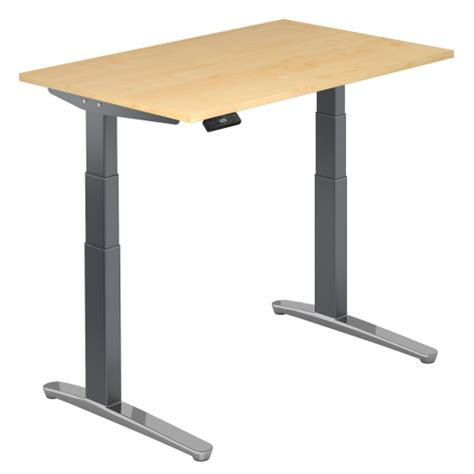 gc bureau electrically height adjustable desks xbhm 12 gc hjh office
