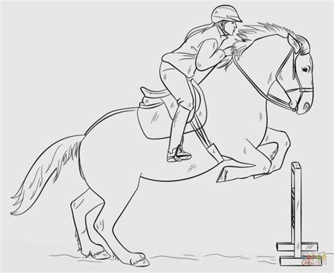 cavalli da colorare per bambini piccoli cavallo da colorare per bambini migliori pagine da colorare