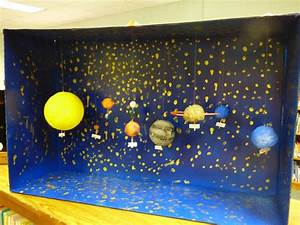 4th Grade Solar System Projects