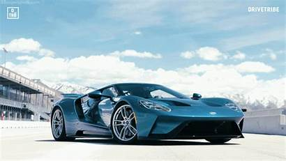 Ford Gt Side Reviewed Road Headlights