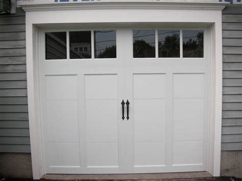 garage door with entry door safety information automatic door company inc
