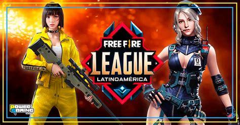 Recarga tus diamantes de free fire 100% seguro con precios cómodos para todo latam. Free Fire: Final de la liga latinoamérica se emitirá en ...
