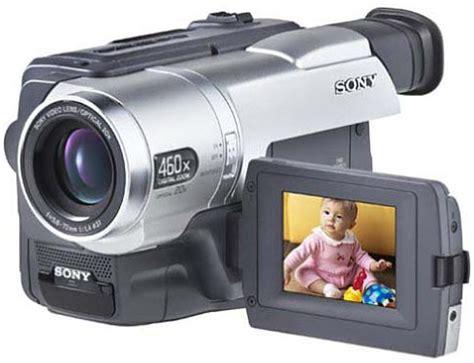 camescope sony ccd trv108e hi8 8mm bon etat de fonctionnement comme neuf