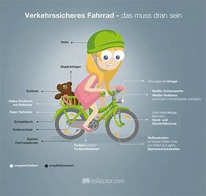Wie Breit Muss Ein Doppelcarport Sein : verkehrssicheres fahrrad was muss dran sein ~ Whattoseeinmadrid.com Haus und Dekorationen