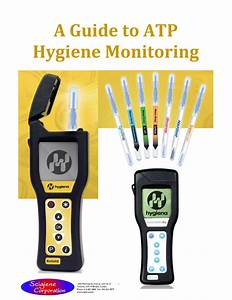 A Guide To Atp Hygiene Monitoring