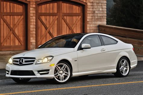 Mercedes C Class Coupe Photo by Used 2015 Mercedes C Class Coupe Pricing For Sale