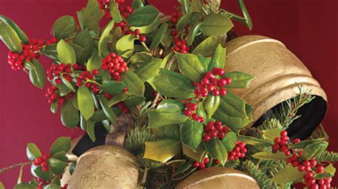 temple bell tree topper get temple bell tree topper get the look traditional christmas tree southern living
