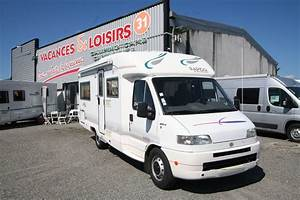 Vente Camping Car : rapido 770 le randonneur occasion fiat camping car en vente roques sur garonne haute ~ Medecine-chirurgie-esthetiques.com Avis de Voitures