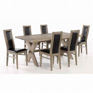 dining room table with 6 chairs marceladickcom With table and chairs dining room