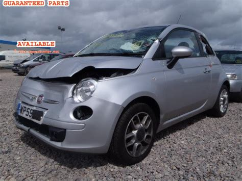 Fiat Parts by Fiat 500 Breakers 500 Sport Dismantlers