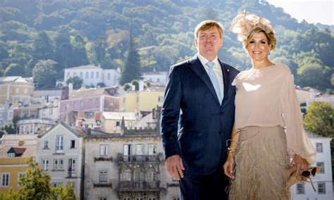 Queen Maxima King Willem Alexander Royal Trip