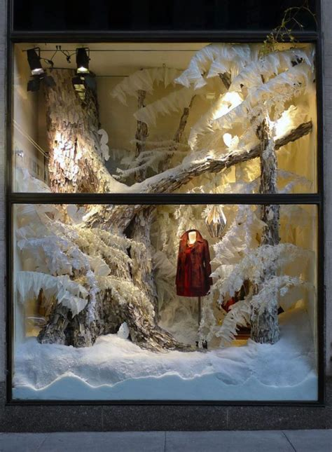 christmas storefront window decorating ideas home intuitive
