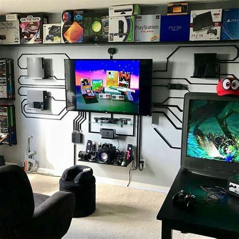 awesome room decor ideas boys room gamer room