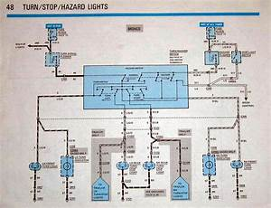 1971 Ford Bronco Turn Signal Wiring Diagram