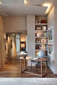 Petit Bureau Design : 55 id es innovantes d 39 am nagement de bureau design ~ Preciouscoupons.com Idées de Décoration