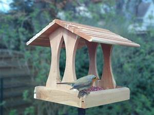 Choisir La Mangeoire Pour Oiseaux De Votre Abri De Jardin