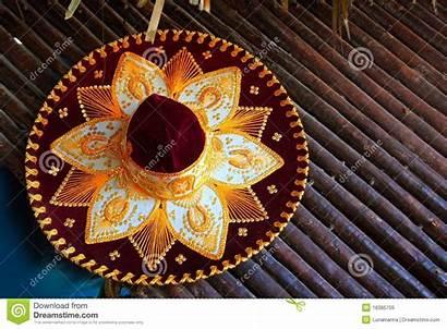 Charro Mariachi Mexican Hat Mexico Icon Royalty