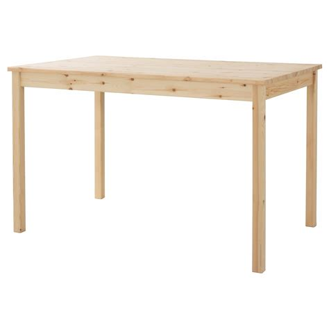 ikea cuisine table ingo table pine 120x75 cm ikea