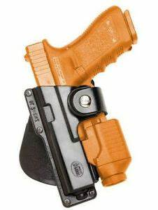 Fobus Tactical Holster With Light Tactical Left Roto Fobus Holster Glock 17 22 31 32 Ruger