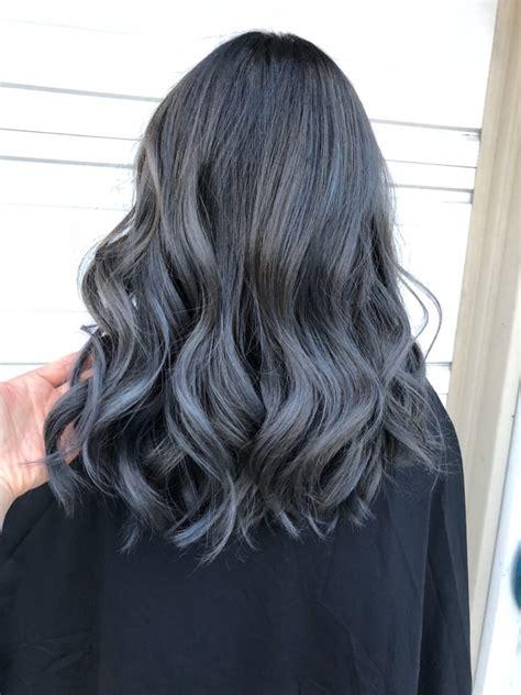 Charcoal Hair Dye by Charcoal Grey Hair Yelp