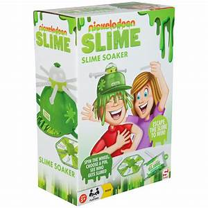 Nickelodeon Slime Soaker | Activity Toys at The Works
