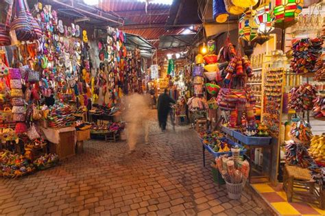 Marvellous Marrakech Offers A Heady Mix Of Sights, Sounds