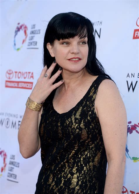 pauley perrette    evening  women