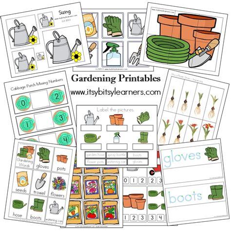 gardening preschool and prekinder printables learning 894   c529ddfcf7eb13473684547ab58b463c