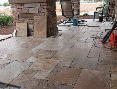 Outdoor Tile For Concrete Porch